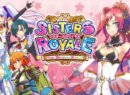 Sisters Royale: uno sguardo in video allo shoot 'em up dai Nintendo Switch europei