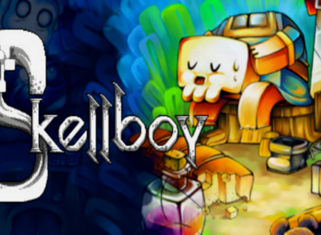 Skellboy: uno sguardo in video al titolo di Fabraz dai Nintendo Switch europei
