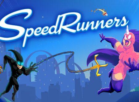 SpeedRunners: uno sguardo in video al titolo dai Nintendo Switch europei
