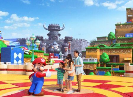 Super Nintendo World: pubblica un video promozionale giapponese dedicato al parco divertimenti