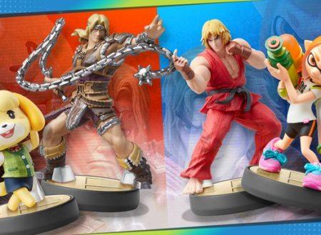 Super Smash Bros. Ultimate: svelato l'arrivo del torneo: Stammi vicino, amiibo