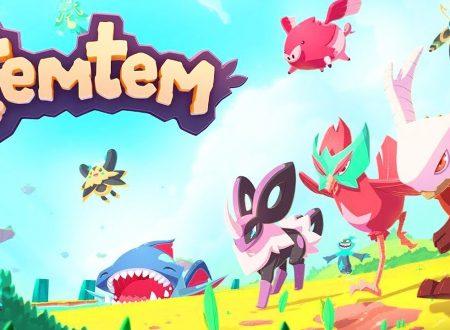 Temtem: pubblicato un nuovo trailer sull'MMO ispirato a Pokémon