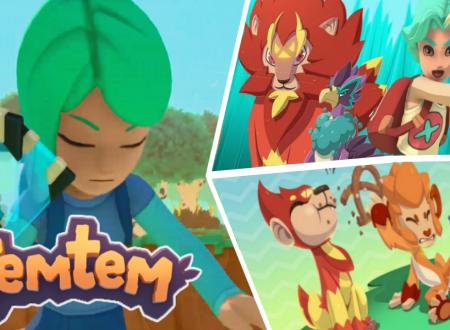 Temtem: uno sguardo in video gameplay all'MMORPG ispirato a Pokémon tramite lo Stress Test su Steam