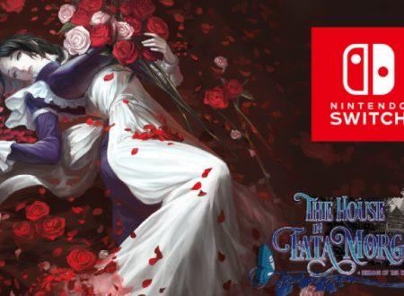 The House in Fata Morgana: Dreams of the Revenants Edition in arrivo il 25 marzo su Nintendo Switch
