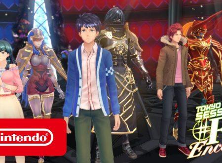 Tokyo Mirage Sessions ♯FE Encore: pubblicato un nuovo trailer dedicato alla versione Nintendo Switch