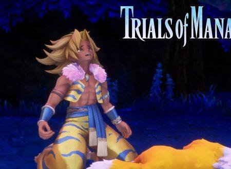 Trials of Mana: pubblicato un nuovo trailer dedicato a Kevin e Charlotte