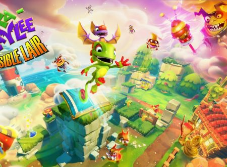 Yooka-Laylee and the Impossible Lair, una demo e' in arrivo il 30 gennaio sull'eShop di Nintendo Switch