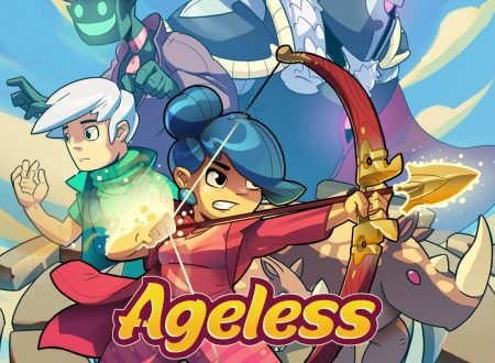 Ageless: il titolo in arrivo il 28 luglio sull'eShop di Nintendo Switch