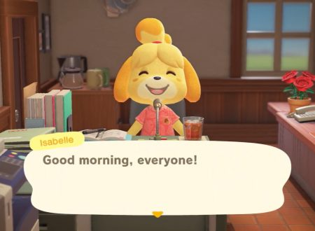 Animal Crossing Direct: il video con tutte le informazioni sul Pacchetto Isola di AnimalCrossing: New Horizons
