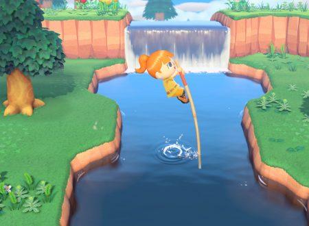 Animal Crossing: New Horizons, il titolo ora disponibile per il pre-download sui Nintendo Switch europei