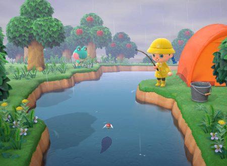 Animal Crossing: New Horizons, rivelato il filesize effettivo e il supporto agli amiibo