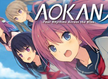 Aokana: Four Rhythm Across the Blue, il titolo in arrivo in estate sui Nintendo Switch europei