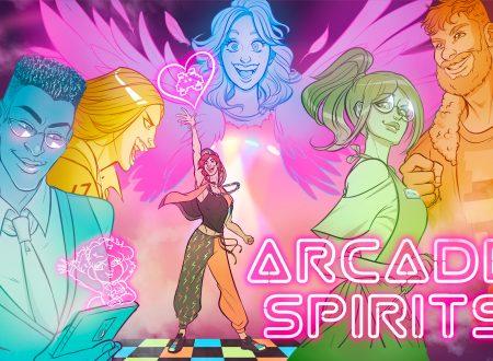 Arcade Spirits: il titolo è in arrivo il 1 maggio sui Nintendo Switch europei