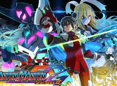 Blaster Master Zero 2: il titolo aggiornato alla versione 1.4.0 sui Nintendo Switch europei