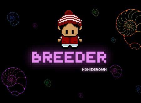 Breeder Homegrown: Director's Cut, uno sguardo in video al titolo dai Nintendo Switch europei