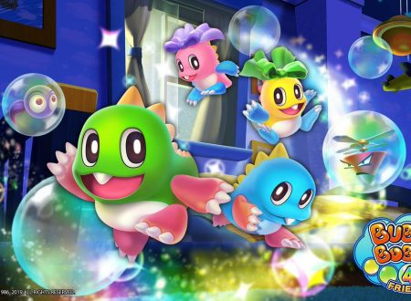 Bubble Bobble 4 Friends: il titolo in arrivo il 31 marzo anche sui Nintendo Switch americani