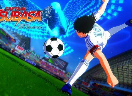 Captain Tsubasa: Rise of New Champions, pubblicato un trailer dedicato alla modalità Storia