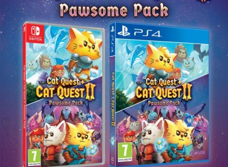 Cat Quest + Cat Quest II: Pawsome Pack in arrivo in primavera su Nintendo Switch
