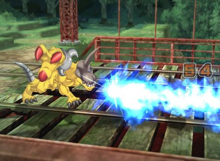 Digimon Survive: l'account Twitter pubblica nuovi screenshots sul titolo