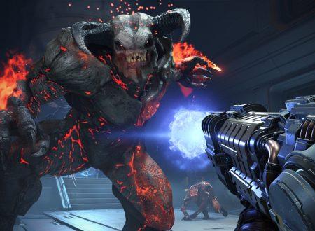 Doom Eternal: pubblicato un nuovo trailer dedicato alla customizzazione dell'UI, HUD ed altro