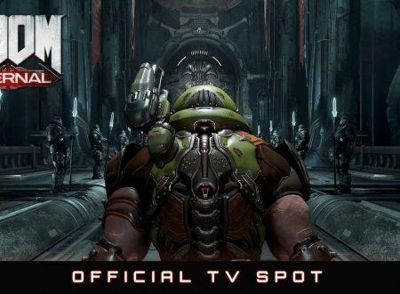 Doom Eternal: pubblicato un video commercial dedicato al titolo