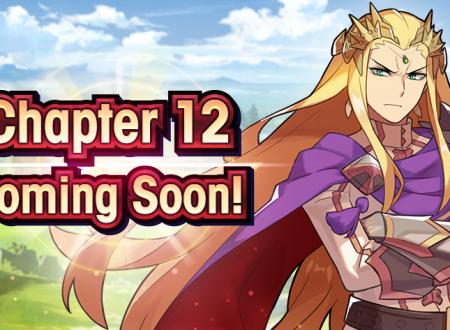 Dragalia Lost: svelato l'arrivo imminente del capitolo 12 della trama principale