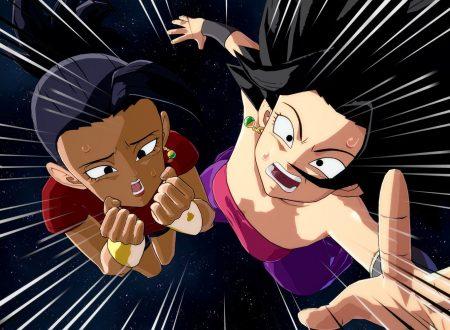 Dragon Ball FighterZ: il titolo ora aggiornato alla versione 1.21 sui Nintendo Switch europei