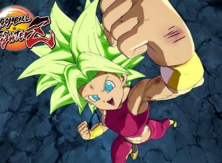 Dragon Ball FighterZ: pubblicato un nuovo trailer dedicato a Kefla