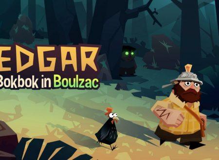 Edgar – Bokbok in Boulzac, uno sguardo in video al titolo dai Nintendo Switch europei