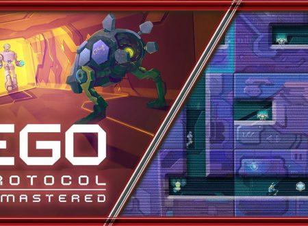 Ego Protocol: Remastered, uno sguardo in video al titolo dai Nintendo Switch europei