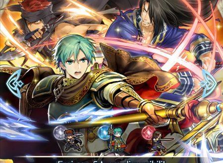 Fire Emblem Heroes: disponibile la preferenza evocazione: settimana dei ritorni 16
