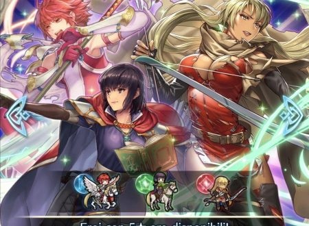 Fire Emblem Heroes: ora disponibile la preferenza evocazione: eroi con Vento devastante