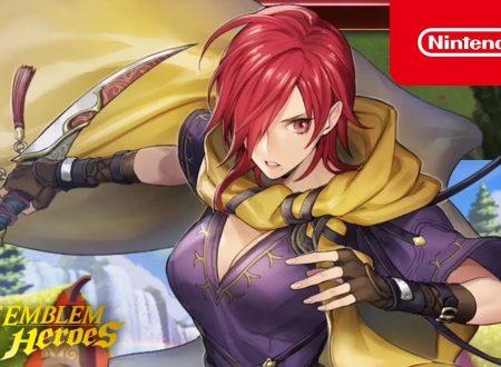 Fire Emblem Heroes: svelato l'arrivo imminente dei Nuovi eroi: L'isola del terrore