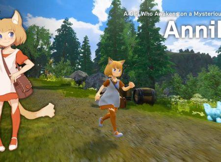 Giraffe and Annika: pubblicato un nuovo trailer sull'adventure 3D in arrivo su Nintendo Switch