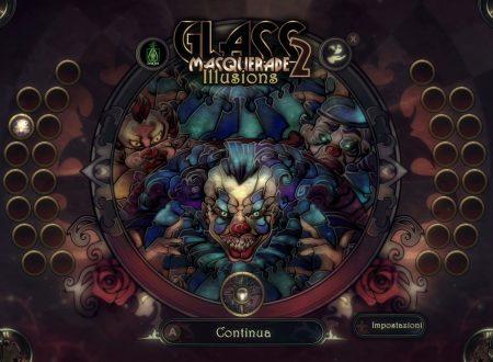 Glass Masquerade 2: Illusions, uno sguardo in video al titolo dai Nintendo Switch europei