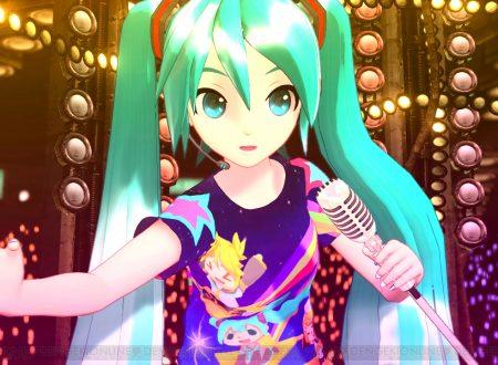 Hatsune Miku: Project Diva MegaMix: pubblicato un video gameplay di 45 minuti sul titolo
