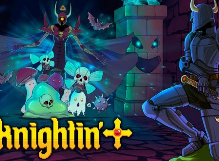 Knightin'+: uno sguardo in video al titolo dai Nintendo Switch europei