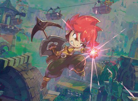 Little Town Hero: NIS America annuncia l'arrivo di una modalità Easy per il titolo