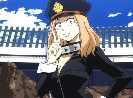 My Hero One's Justice 2: Camie Utsushimi e Seiji Shishikura svelati come personaggi del roster
