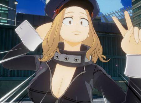 My Hero One's Justice 2: pubblicato un trailer dedicato a Camie Utsushimi, Gang Orca, BMI Hero: Fat Gum e Sir. Nighteye
