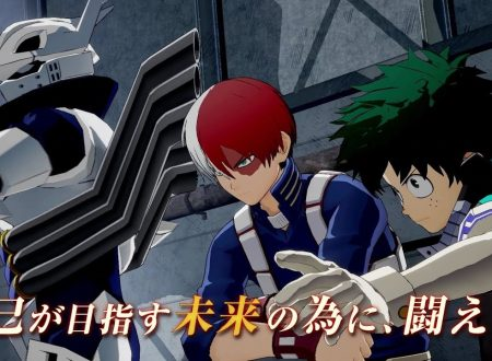 My Hero One's Justice 2: pubblicato un nuovo video promozionale nipponico