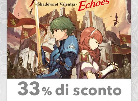 My Nintendo: nuovi sconti per Fire Emblem Echoes: Shadows of Valentia, Ever Oasis ed altri