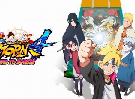 Naruto Shippuden: Ultimate Ninja Storm 4 Road to Boruto, il titolo ora in pre-download su Nintendo Switch