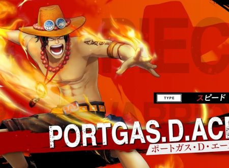 One Piece: Pirate Warriors 4, pubblicati nuovi trailer su Portuguese D. Ace, Marco e Barbabianca