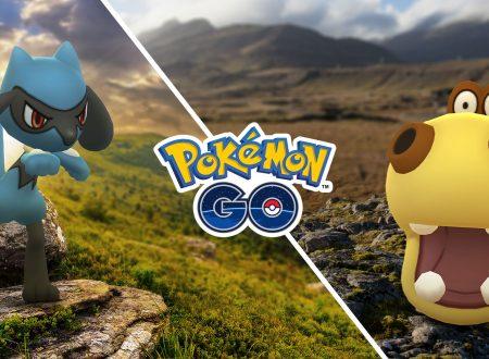 Pokèmon GO: svelato l'evento per celebrare la regione di Sinnoh nel titolo mobile