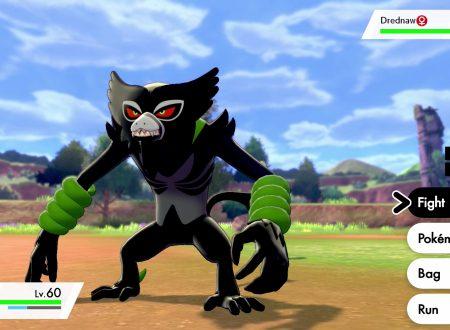 Pokèmon Spada e Scudo: svelato Zarude, il nuovo Pokémon misterioso dell'ottava generazione