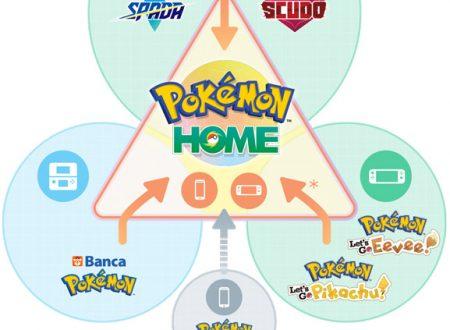 Pokémon Home: svelata una prova gratuita di un mese tramite la Banca Pokémon