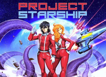 Project Starship: lo shoot em up 2D e' in arrivo l'11 febbraio sull'eShop di Nintendo Switch