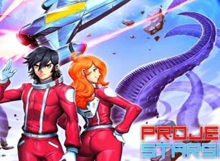 Project Starship: uno sguardo in video allo shoot em up 2D dai Nintendo Switch europei