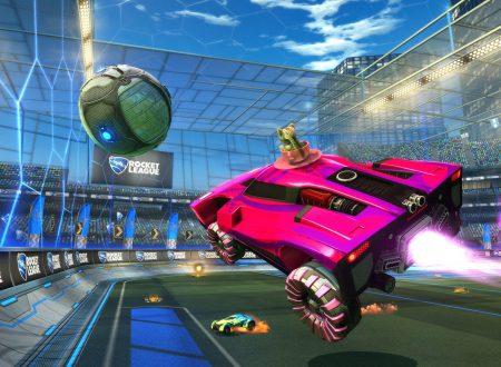 Rocket League: il titolo aggiornato alla versione 1.73 sui Nintendo Switch europei